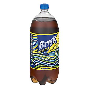 Lipton Brisk Lemon Iced Tea-( 1 Lt X 1 Bottle )