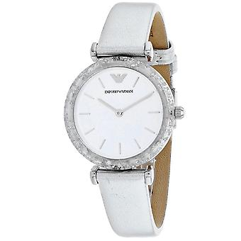 Armani Women-apos;s Classic White Watch - AR11124
