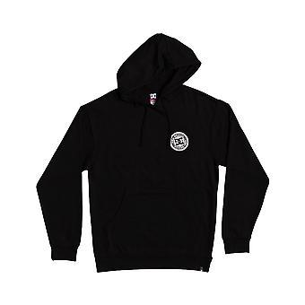 DC Wes Kremer Seal Logo Pullover Hoody i svart