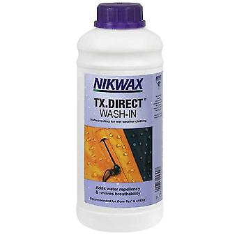 Nikwax Tx Direct Wash In 1 Liter