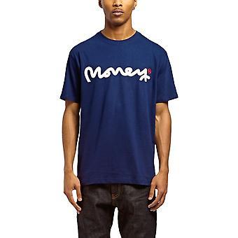 Money Chop Sig Ape T-Shirt Navy 32
