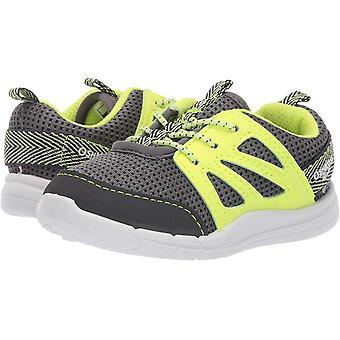 OshKosh B'Gosh Kids Sahara Boy's and Girl's Mesh Slip-on Athletic Sneaker