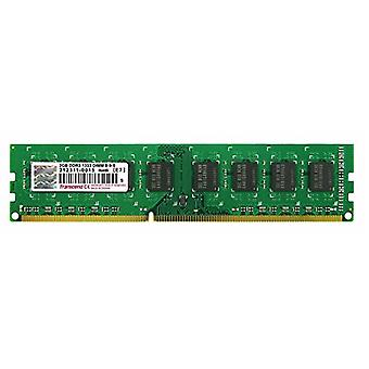 Transcend Memory RAM, 2 GB, DDR3, PC10664, CL9, 240-pin DIMM, 128Mx8