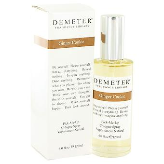 Demeter by Demeter Ginger Cookie Cologne Spray 4 oz / 120 ml (Women)