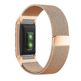 Fitbit Charge 2 Armband milanestic Schleife