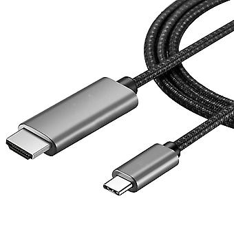USB-C to HDMI cable 4K - 2 meters