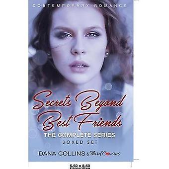 Secrets Beyond Best Friends  Cherry Blossoms Book 1 Contemporary Romance by Third Cousins