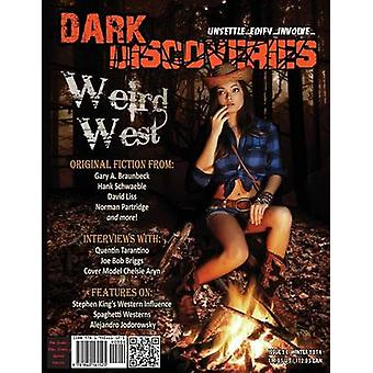 Dark Discoveries  Issue 26 by Liss & David