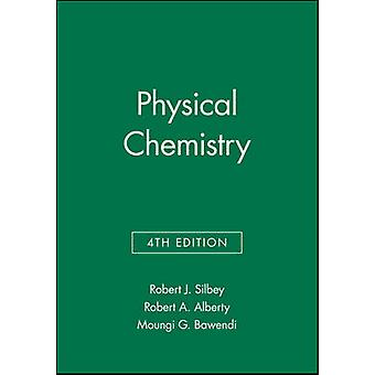 Physical Chemistry Solutions Manual by Silbey & Robert J.