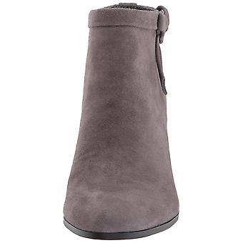 班多利诺妇女贝鲁纳杏仁脚趾脚踝时尚靴子