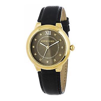 Ladies'Watch Devota & Lomba DL006W-02BLACK (Ø 34 mm)