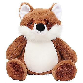 Mumbles Zippie Fox Plush Toy