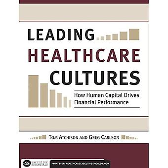 Leading Healthcare Cultures: How Human Capital Drives Financial Performance