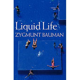 Liquid Life by Zygmunt Bauman - 9780745635149 Book