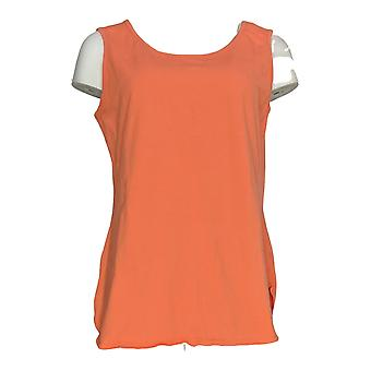 Wicked by Women with Control Women's Top Scoop Neck Tank Pink A306465