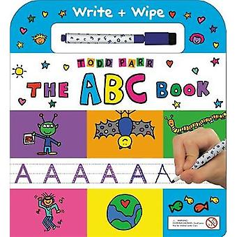 ABC Book - Kirjoita + Pyyhi Todd Parr - 9780316495349 Kirja