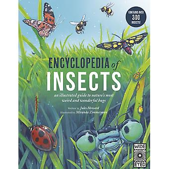 Encyclopedia of Insects by Jules Howard