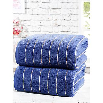 2-delige handdoek Bale Navy
