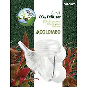 Colombo CO2 3-1 Diffuser