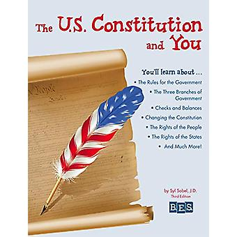 The U.S. Constitution and You by Syl Sobel - 9781438011677 Book
