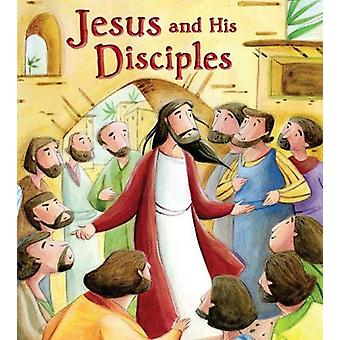 Jesus and His Disciples by Katherine Sully - 9781788930888 Book