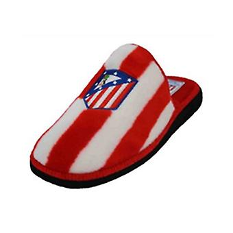 House Slippers Atl tico De Madrid Andinas 799-20 Rood Wit/45