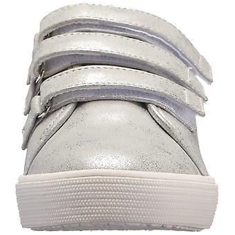 Kids Kenneth Cole Reaction Girls kam strap Low Top Buckle Fashion Sneaker