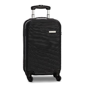 Fabrizio Worldpack Swift Hand Luggage Trolley S, 4 Roues, 55 cm, 31 L, Noir