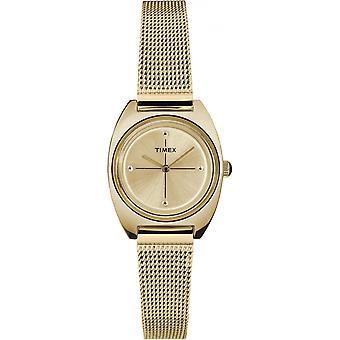 Timex klocka klockor MILANO TW2T37600 - Kvinnors klocka