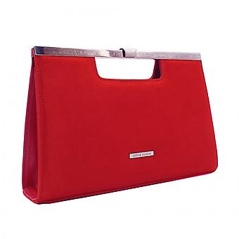 Peter Kaiser Wye Classic Occasion Clutch Bag In Brasil Suede