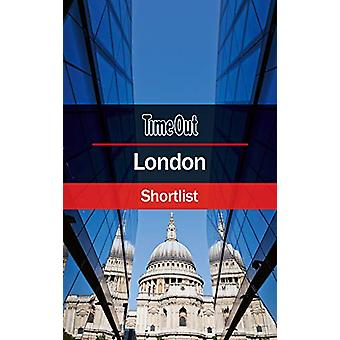 Time Out London Shortlist - Pocket Travel Guide by Time Out - 97817805