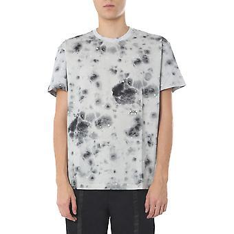 Maglietta Diesel Acwts01jds93r Uomo's Grey Cotton