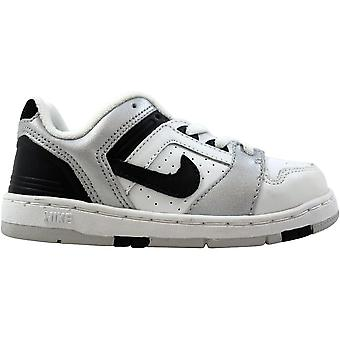 Nike Baby Force II Low White/Black-Mtllc Silver 306529-102 Toddler