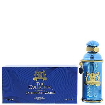 AlexandreJ Zafeer Oud Vanille Eau de Parfum 100ml Spray Unisex
