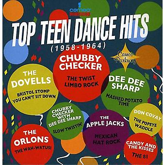 Top Teen-Dance Hits (1958-64) - Top tiener Dance Hits (1958-64) [CD] USA importeren
