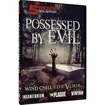 Possessed by Evil: 5 Movie Collection [DVD] USA import