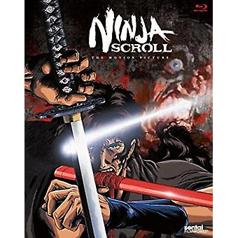 Ninja Scroll [BLU-RAY] USA import