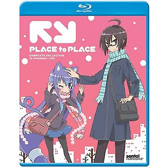 Place to Place: Complete Collection [BLU-RAY] USA import