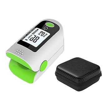 Portable Finger Pulse Meter Digital - Pr Pulse Blood Oxygen Saturation Meter Saturometro