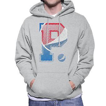 Pepsi Sports P Logo Herren's Kapuzen-Sweatshirt