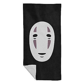 Kein Gesicht Maske Studio Ghibli Spirited Away Strand Handtuch