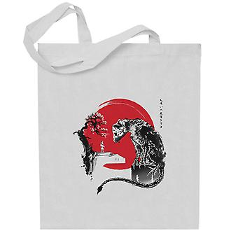 The Guardian inspirert av den siste Guardian Totebag