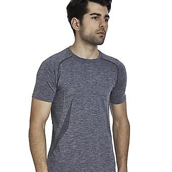 Jerf   Mens Condor  Grey Melange   Tee Shirt