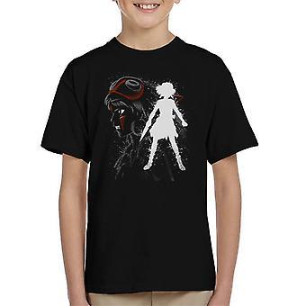 Inking Mononoke Princesse Mononoke Kid-apos;s T-Shirt