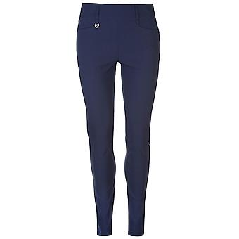Callaway Womens Pull On Golf Trousers Elasticated Waistband Stretch Bottoms
