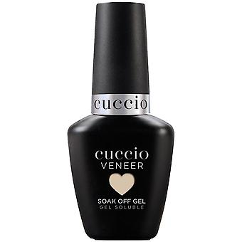 Cuccio Coquette 2019 Soak-Off Gel Polish Collection - Biss Aufdeine Lippe 13ml (CCGP1242)