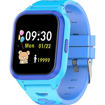 2G Smartwatch with GPS and SOS function Blue