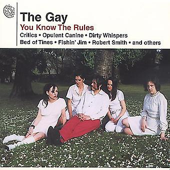 Gay - You Know the Rules [CD] USA import