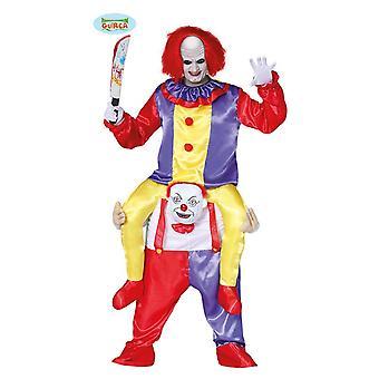 Laissez-moi aller clown adulte taille L 52-54