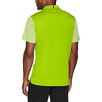 Puma Golf 2018 Men's Clubhouse Polo, Acid Lime, Large